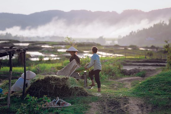 Muong Khuong, Vietnam: bản mường khương điện biên