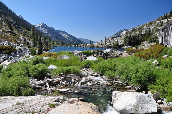 Trinity Center, Kalifornie: Trinity Alps Trip Packages available!