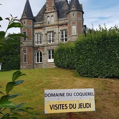 Courson, Frankrike: At La Fromentale and enjoying foodie tours.