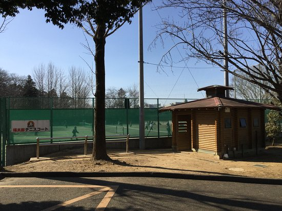 Fukutaro Tennis Court