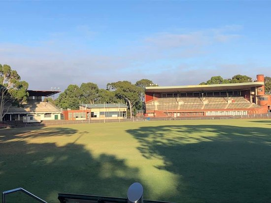 ‪Glenferrie Oval‬
