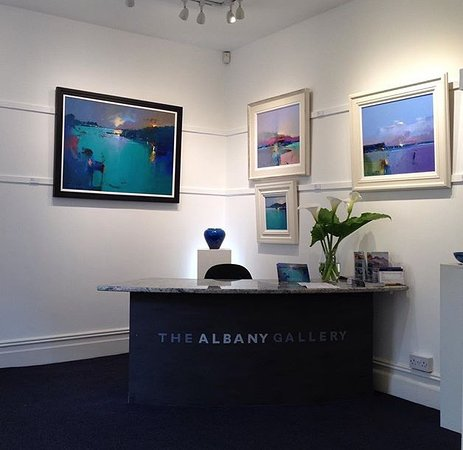 ‪The Albany Gallery‬