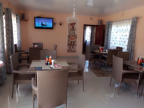 Migori, Кения: The restaurant