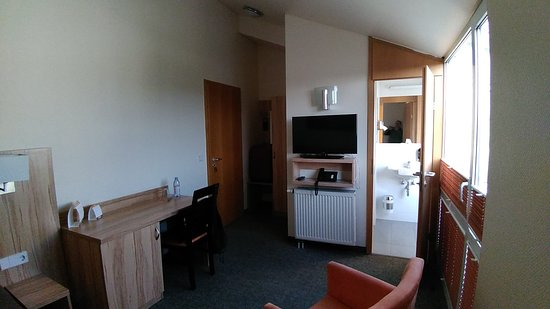 Gross-Zimmern, Germany: Hotel An der Waldstrasse