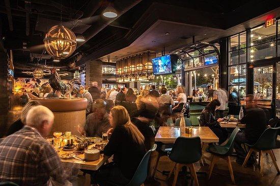 Restaurant In Downtown Phoenix