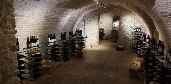 Weinkulturhaus - Vinothek