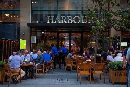 Harbour Restaurant Pub Baku Menu Prices Restaurant Reviews Tripadvisor