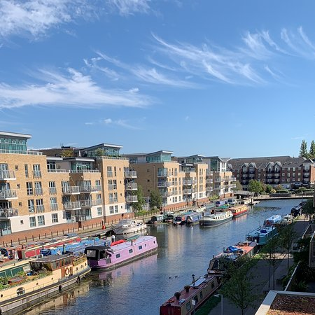 Brentford, UK: Little relax