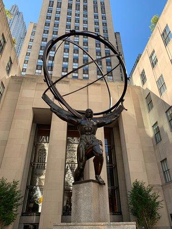 Loved our Rockefeller Center Tour