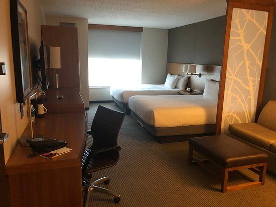 An Excellent Stay at the Hyatt