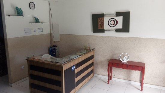 Recepção do Hotel Castro Alves