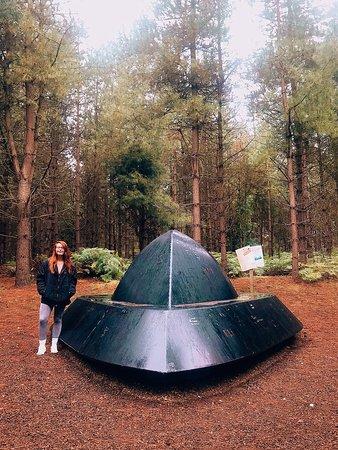 UFO Hike