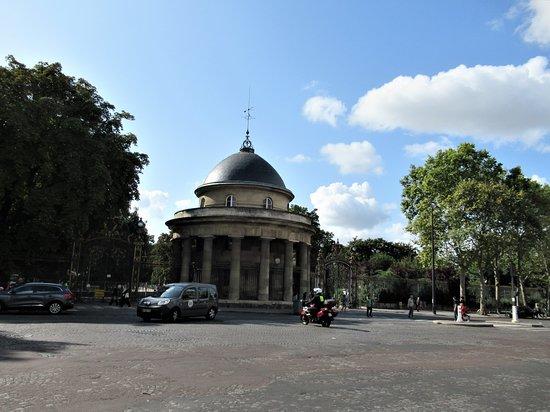 La Rotonde du Parc Monceau