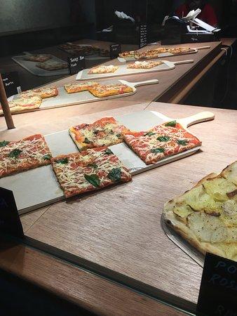Italian pizza in Penang