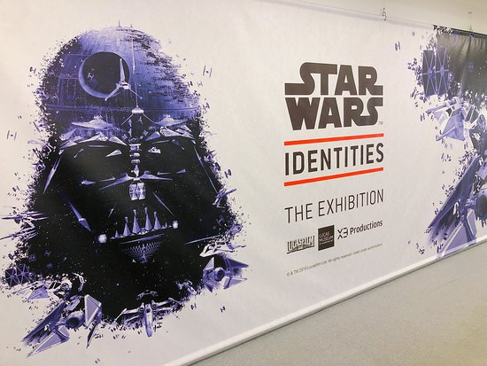 Star Wars Identities:The Exhibition