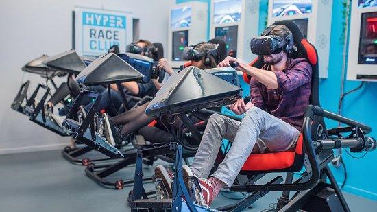 Hypercube VR