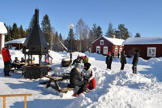 Gammelstad, Suecia: Sportlovsaktiviteter
