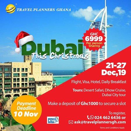 Travel Planners Ghana