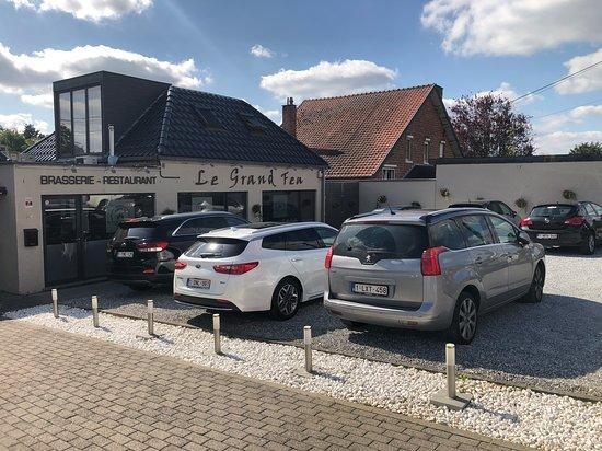 Bouge, Belgia: Le Grand Feu Brasserie-Restaurant