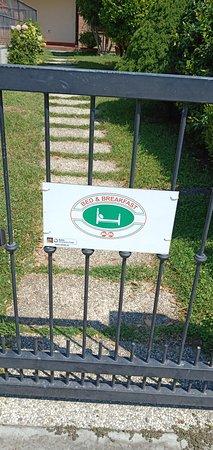 Villadose, Italien: Cancelletto d'ingresso