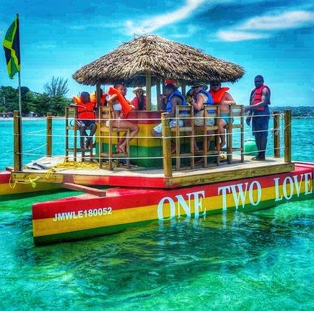 Tiki Pon Da Sea
