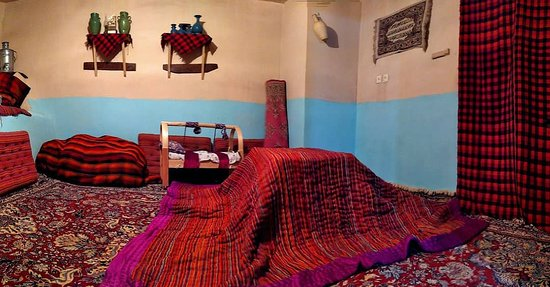 Kordestan Province, Iran: ecolodge_sarok In the huya village