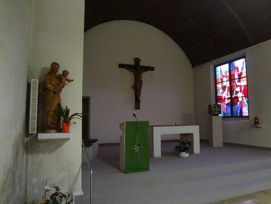 Chapelle Du Foyer Pour Personnes Agees