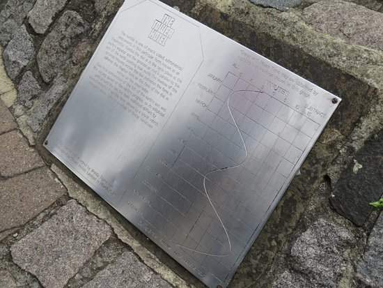The Timepiece Sundial