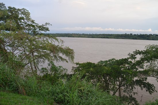 Kisangani, สาธารณรัฐประชาธิปไตยคองโก: Fleuve Congo