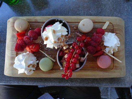 Planche Dessert