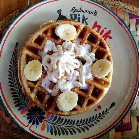 The best breakfast in Playa del Carmen