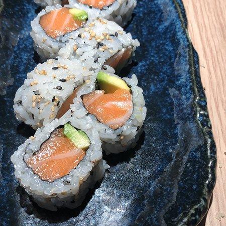Really good sushi fair price