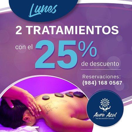 Aura Azul The Relaxation Center: Promos