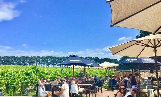 Полуостров Белларин, Австралия: Winery Lunch on the Bellarine Peninsula