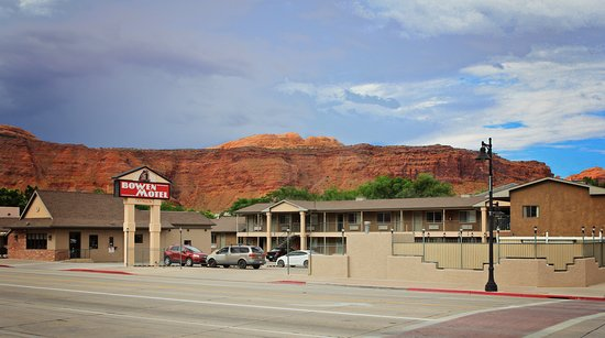 Bowen Motel, Hotels in Canyonlands Nationalpark