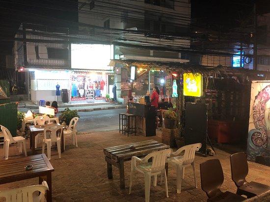 Full Moon Samui Bar
