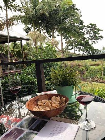 Eudlo, Australië: Cheers from Jetavana Grove in beautiful Queensland!!