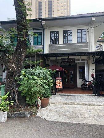 Valokuva: La France Cafe and Restaurant