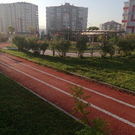 Province d'Ankara, Turquie : Garden Park