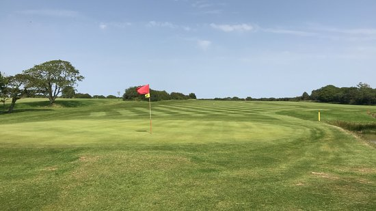 Milford Haven, UK: Photos of the course