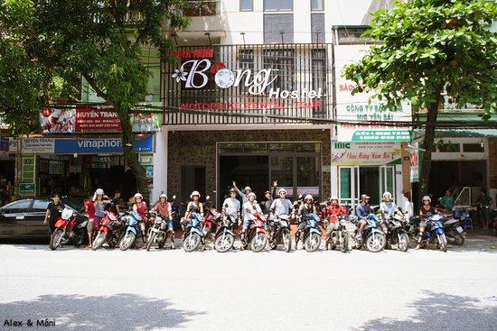 Bong Hostel, Bikes & Tours