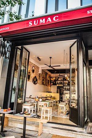 Sumac Lebanese restaurant