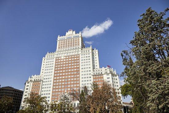 Terraza De Madrid Al Cielo Opiniones Del Hotel Hotel Riu