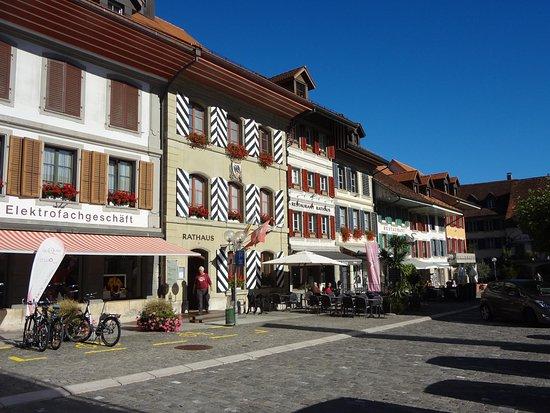 Infostelle Aarberg-Tourismus
