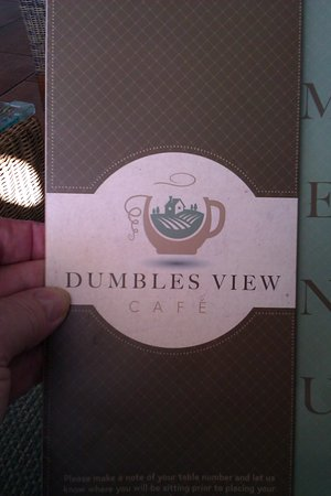 Lambley, UK: Dumbles View cafe