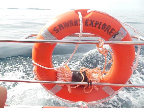 Sanary Explorer