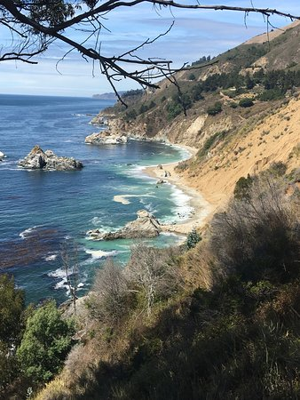 Amazing tour of the Big Sur with Dream Tours out of Carmel.