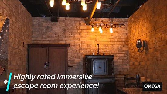Omega Escape Room Rochester