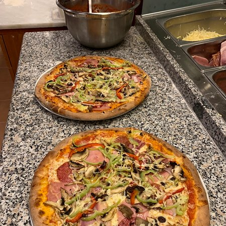 Pizza De Facto: How to make pizza !!!