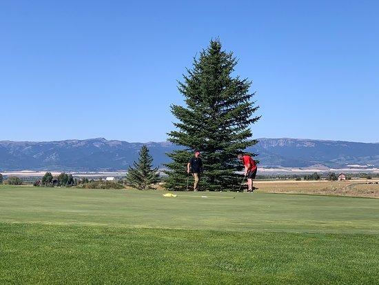 Targhee Village Golf Course